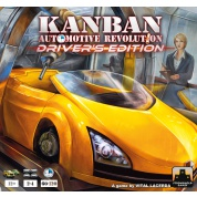 Kanban: Automotive Revolution - Drivers Edition - EN