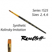 Roubloff Fine-Art Brush - 1S25-4 Drybrush regular (5 pcs)