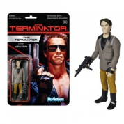 Funko - ReAction Series: Terminator - Terminator 9cm - Kenner Retro