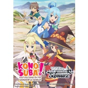 Weiß Schwarz - Booster Display: Konosuba - God's blessing on this wonderful world! (20 Packs) - EN
