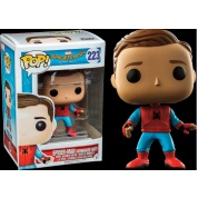 Funko POP! Movies Spider-Man Homecoming - Spider-Man Unmasked (Homemade Suit) Vinyl Figure 10cm limited