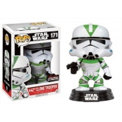 Funko POP! Star Wars - 442nd Clone Trooper Vinyl Figure Bobble Head 10cm SW-Celebration 2017 limited