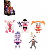 Funko Plushies - Five Nights at Freddy's Sister Location Plush 15cm (Display of 9)