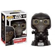 Funko POP! Star Wars - Garinden (Empire Spy) Vinyl Figure Bobble Head 10cm SW-Celebration 2017 limited