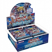 YGO - Legendary Duelists - Booster Display (36 Packs) - DE