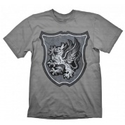 Dragon Age: Inquisition T-Shirt - Grey Warden - Size L