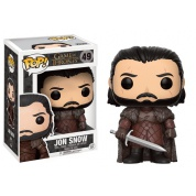 Funko POP! Game Of Thrones - Jon Snow (new look) Vinyl Figure 10cm
