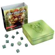 Dungeons & Dragons RPG - Tomb of Annihilation Dice - EN