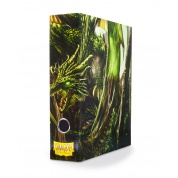 Dragon Shield Slipcase Binder - Green art Dragon