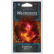 FFG - Android Netrunner LCG: Crimson Dust Data Pack - EN