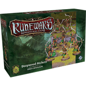 FFG - RuneWars: The Miniatures Game - Deepwood Archers Expansion Pack - EN