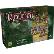FFG - RuneWars: The Miniatures Game - Leonx Riders Expansion Pack - EN
