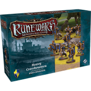 FFG - RuneWars: The Miniatures Game - Heavy Crossbowmen Expansion Pack - EN