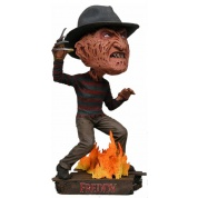 Nightmare On Elm Street Freddy Krueger Head Knocker Variant 20cm