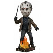 Friday The 13th Jason Voorhees Head Knocker Variant 20cm