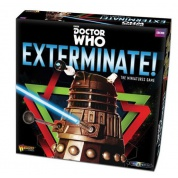 Doctor Who: Exterminate! - The Miniatures Game - EN