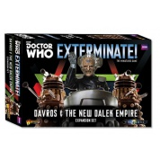 Doctor Who: Exterminate! - Davros & The New Dalek Empire Expansion Set - EN