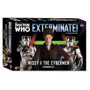 Doctor Who: Exterminate! - Missy & The Cybermen Expansion Set - EN