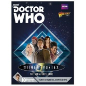 Doctor Who: Exterminate! - 10th Doctor and Companions Set - EN