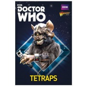 Doctor Who: Exterminate! - Tetraps - EN