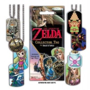 The Legend of Zelda - Collector Tag Fun Pack Display (24 Packs)