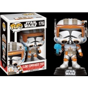 Funko POP! Star Wars - Clone Commander Cody Vinyl Figure 10cm limited