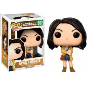 Funko POP! Television Parks and Recreation - April Ludgate Vinyl Figure 10cm