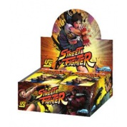 UFS - Street Fighter CCG Booster Display (24 Boosters)
