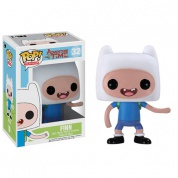 Funko POP! - Adventure Time - Finn Vinyl Figure 4-inch