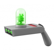 Funko Animation - Rick and Morty Portal Gun Toy with Light & Sound Effects