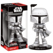Funko Wacky Wobblers New Edition - Star Wars Prototype Boba Fett Bobble Head 15cm Limited