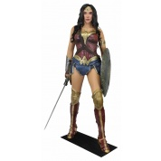 Wonder Woman The Movie - Wonder Woman (Gal Gadot) Life-Size Foam Figure 185cm