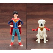 DC Comics Super-Sons - Johnatan Kent & Krypto 1/10 Scale ARTFX + Statue 2-Pack
