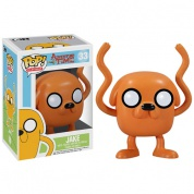 Funko POP! - Adventure Time - Jake Vinyl Figure 4-inch