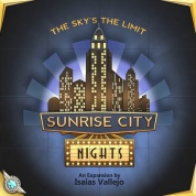 Sunrise City - Nights! Expansion - EN