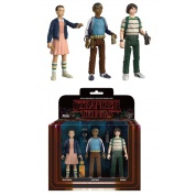Funko Vinyl Television Stranger Things - 3-PACK #1 (Eleven, Lucas & Mike) Vinyl Figures 10cm exclusive