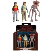 Funko Vinyl Television Stranger Things - 3-PACK #2 (Will, Dustin & Demogorgon) Vinyl Figures 10cm exclusive
