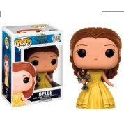Funko POP! Movies Beauty and the Beast Live Action - Belle with Candlesticks Vinl Figure 10cm limited