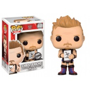Funko POP! WWE Superstars - Chris Jericho - List Jericho Variant Vinyl Figure 10cm limited