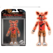 Funko Vinyl Collectible Five Nights At Freddy's - Foxy Glow-In-The-Dark Articulated Action Figure 12cm limited
