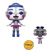Funko POP! Five Nights At Freddy's Nightmare: Sister Location - Balora Action Figure 10cm Assortment (5+1 chase figure)