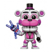 Funko POP! Five Nights At Freddy's Nightmare: Sister Location - Funtime Freddy Action Figure 10cm