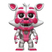 Funko POP! Five Nights At Freddy's Nightmare: Sister Location - Funtime Foxy Action Figure 10cm