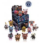 Funko Mystery Minis - Five Night's at Freddy's Series 2 Variant Mix - Mini Figure Display (12 pc random packaging)