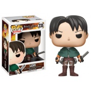 Funko POP! Attack On Titan - Levi Vinyl Figure 10cm