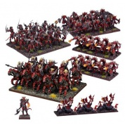 Kings of War - Forces of the Abyss Army (Re-package & Re-spec) - EN
