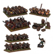 Kings of War - Dwarf Army (Re-package & Re-spec) - EN