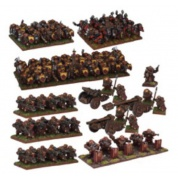 Kings of War - Dwarf Mega Army (Re-package & Re-spec) - EN