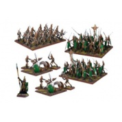 Kings of War - Elf Army (Re-package & Re-spec) - EN