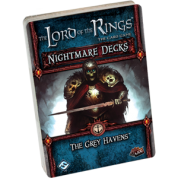 FFG - Lord of the Rings LCG: The Grey Havens Nightmare Deck - EN